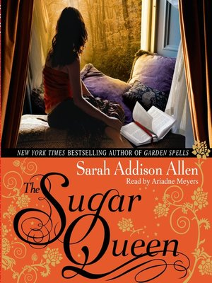Click this cover for a(n) Audiobook sample of The Sugar Queen.
