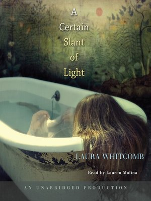 Click this cover for a(n) Audiobook sample of A Certain Slant of Light.