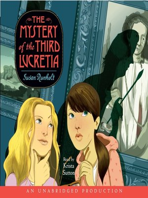 Click this cover for a(n) Audiobook sample of The Mystery of the Third Lucretia.