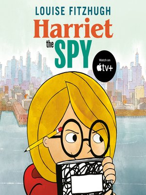 Click this cover for a(n) Audiobook sample of Harriet the Spy.