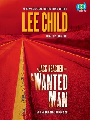 Click this cover for a(n) Audiobook sample of A Wanted Man
