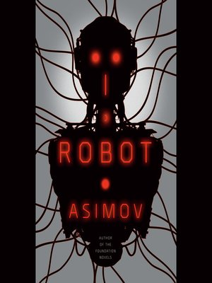 Click this cover for a(n) Audiobook sample of I, Robot