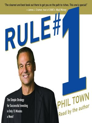 Click this cover for a(n) Audiobook sample of Rule #1.