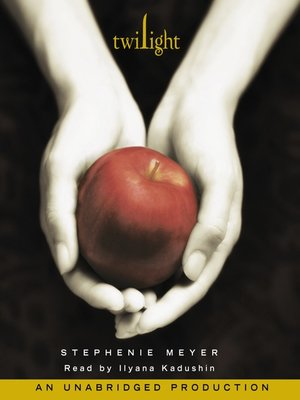 Click this cover for a(n) Audiobook sample of Twilight.