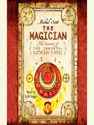Click this cover for a(n) Audiobook sample of The Magician.