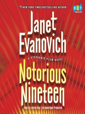Click this cover for a(n) Audiobook sample of Notorious Nineteen.