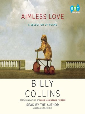 Click this cover for a(n) Audiobook sample of Aimless Love.