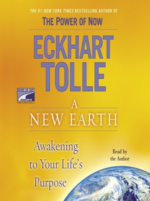 Click this cover for a(n) Audiobook sample of A New Earth