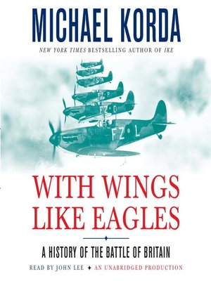 Click this cover for a(n) Audiobook sample of With Wings Like Eagles.