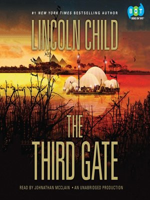 Click this cover for a(n) Audiobook sample of The Third Gate