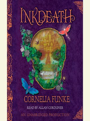 Click this cover for a(n) Audiobook sample of Inkdeath.