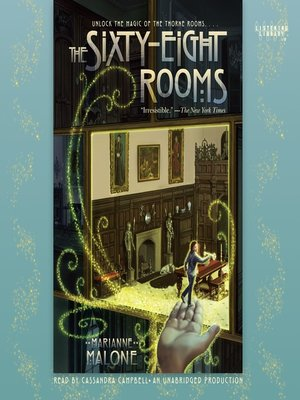 Click this cover for a(n) Audiobook sample of The Sixty-Eight Rooms.