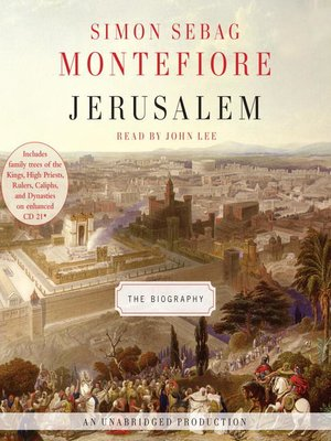 Click this cover for a(n) Audiobook sample of Jerusalem
