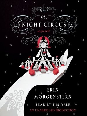 Click this cover for a(n) Audiobook sample of The Night Circus.