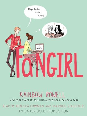 Cover of Fangirl