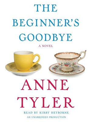 Click this cover for a(n) Audiobook sample of The Beginner's Goodbye
