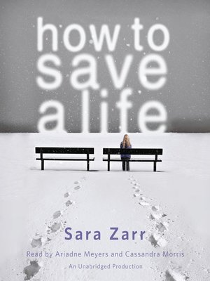 Click this cover for a(n) Audiobook sample of How to Save a Life