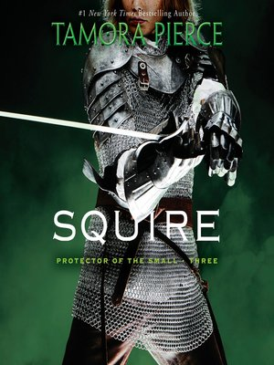 Click this cover for a(n) Audiobook sample of Squire
