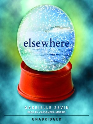 Click this cover for a(n) Audiobook sample of Elsewhere.