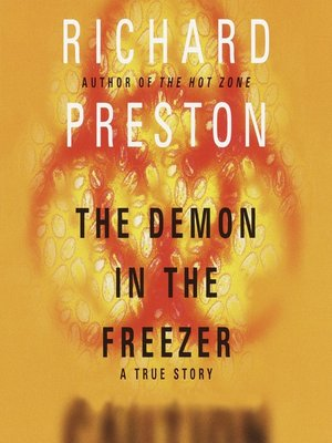 Click this cover for a(n) Audiobook sample of The Demon in the Freezer.