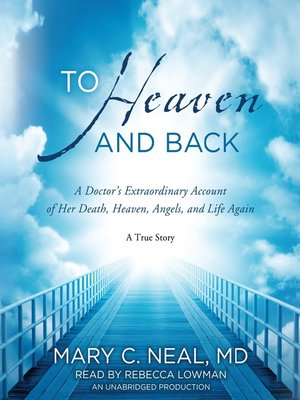 Click this cover for a(n) Audiobook sample of To Heaven and Back.