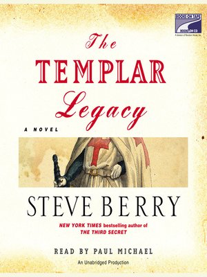 Cover of The Templar Legacy