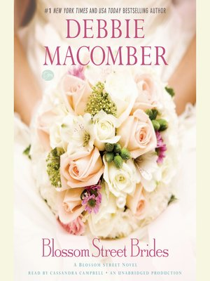 Click this cover for a(n) Audiobook sample of Blossom Street Brides.