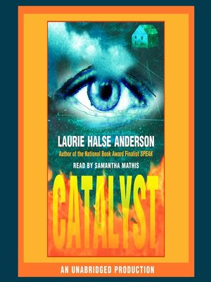 Click this cover for a(n) Audiobook sample of Catalyst.