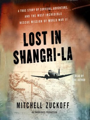 Click this cover for a(n) Audiobook sample of Lost in Shangri-La.