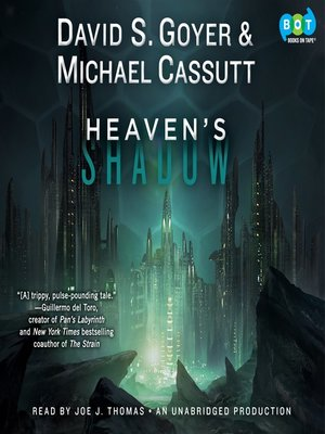 Click this cover for a(n) Audiobook sample of Heaven's Shadow