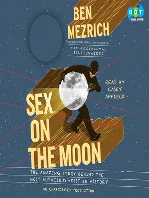 Click this cover for a(n) Audiobook sample of Sex on the Moon.