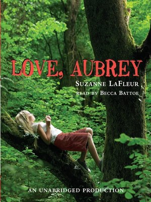 Click this cover for a(n) Audiobook sample of Love, Aubrey