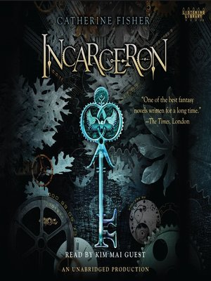 Click this cover for a(n) Audiobook sample of Incarceron.