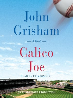 Click this cover for a(n) Audiobook sample of Calico Joe.
