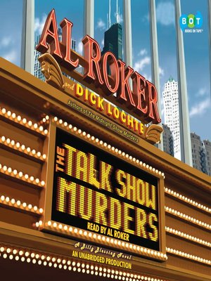 Click this cover for a(n) Audiobook sample of The Talk Show Murders