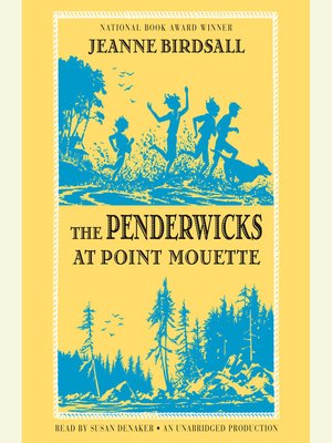 Cover of The Penderwicks at Point Mouette