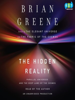 Click this cover for a(n) Audiobook sample of The Hidden Reality