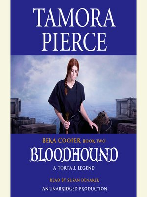 Click this cover for a(n) Audiobook sample of Bloodhound.
