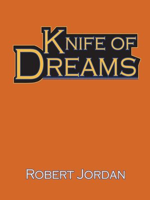 Click this cover for a(n) Audiobook sample of Knife of Dreams.