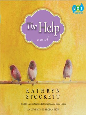 Click this cover for a(n) Audiobook sample of The Help