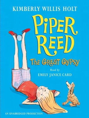 Cover of Piper Reed, The Great Gypsy