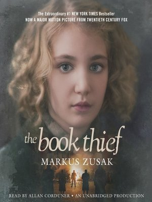 Click this cover for a(n) Audiobook sample of The Book Thief