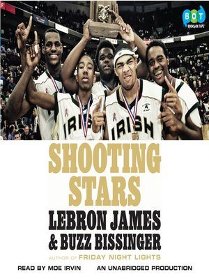 Click this cover for a(n) Audiobook sample of Shooting Stars.