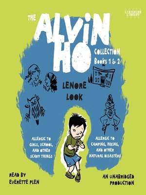 Alvin Ho Collection, Books 1 and 2