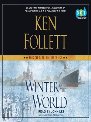 Click this cover for a(n) Audiobook sample of Winter of the World.
