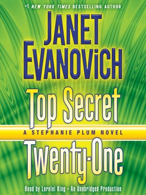 Click this cover for a(n) Audiobook sample of Top Secret Twenty-One.