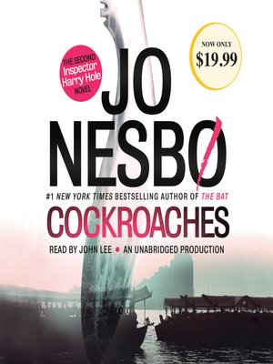 Click this cover for a(n) Audiobook sample of Cockroaches.