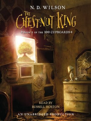 Click this cover for a(n) Audiobook sample of The Chestnut King