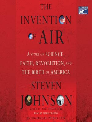 Click this cover for a(n) Audiobook sample of The Invention of Air.