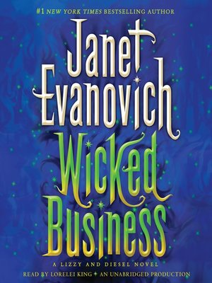 Click this cover for a(n) Audiobook sample of Wicked Business.